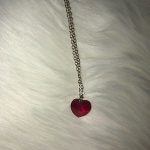 Heart necklace ❤️